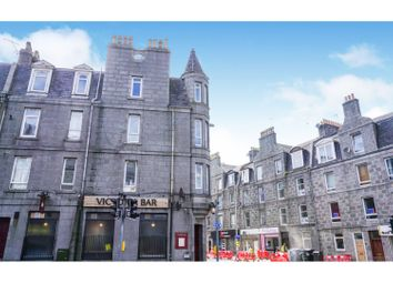 Thumbnail 3 bedroom flat for sale in Victoria Road, Aberdeen