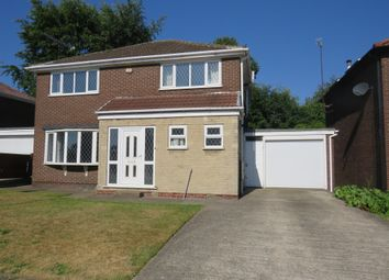 Thumbnail 4 bed detached house for sale in Sedgefield Way, Mexborough