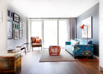 Thumbnail 1 bed flat for sale in Barrington Road, Brixton, London