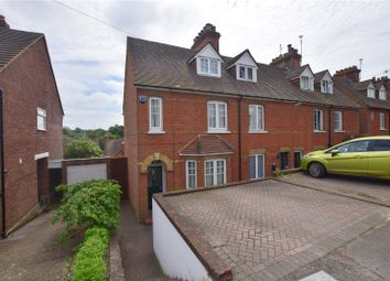 Thumbnail 3 bed end terrace house to rent in Woodfields, Stansted