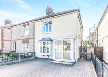 Thumbnail 3 bed semi-detached house for sale in Nightingale Corner, Cross Road, Maldon