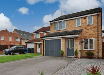 Thumbnail 3 bed detached house for sale in Hyde Park Road, Kingswood, Hull