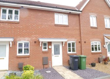 Thumbnail 2 bed terraced house to rent in Landseer Drive, Downham Market