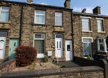 Thumbnail 2 bed terraced house for sale in Quarmby Road, Quarmby, Huddersfield, West Yorkshire
