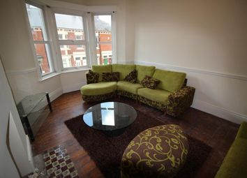 Thumbnail 2 bed flat to rent in Whitefield Terrace, Heaton, Newcastle Upon Tyne