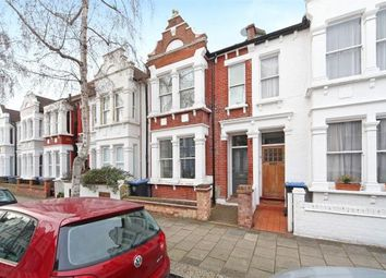 Thumbnail 3 bedroom terraced house to rent in Charteris Road, Queens Park