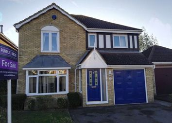 Thumbnail 4 bed detached house for sale in Chestnut Lane, Ashford