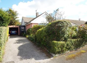 Thumbnail 3 bedroom bungalow for sale in Bodmin, Cornwall, England