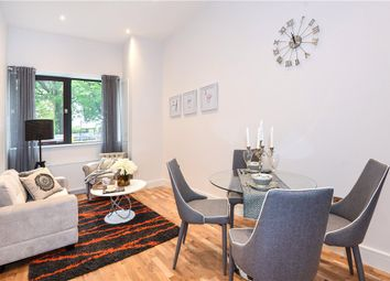 Thumbnail 1 bed flat for sale in Harvest Crescent, Fleet, Hampshire