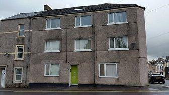 Thumbnail 1 bedroom flat to rent in Trumpet Road, Workington