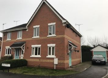 3 bed end terrace house for sale in Pine Close, Branston, Burton On Trent, Staffordshire DE14