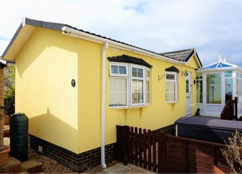 Thumbnail 2 bedroom mobile/park home for sale in Sidmouth Road, Exeter