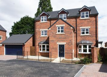 Thumbnail 5 bed detached house for sale in St Crispin Court, Plot 2, Ashgate Road, Ashgate, Chesterfield, Derbyshire