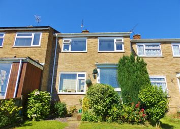Thumbnail 3 bed terraced house for sale in Burrow Down, Eastbourne