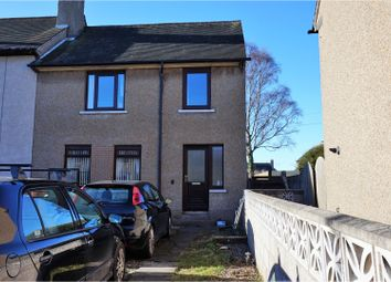 Thumbnail 3 bedroom end terrace house for sale in Balmerino Place, Dundee