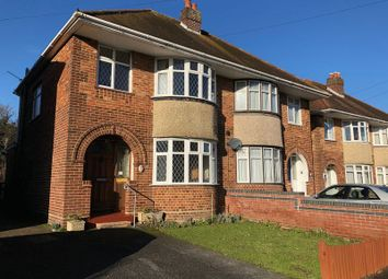 Thumbnail 3 bed semi-detached house for sale in Temple Gardens, Southampton