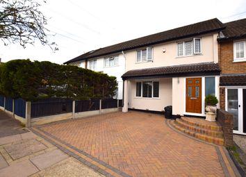 Thumbnail 3 bed terraced house for sale in Waycross Road, Cranham, Upminster