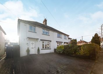 Thumbnail 3 bed semi-detached house for sale in Celyn Grove, Caerphilly