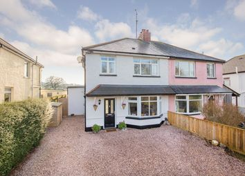 Thumbnail 3 bedroom semi-detached house for sale in Wotton Lane, Lympstone, Exmouth