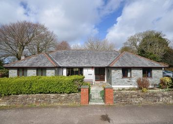 Thumbnail 4 bed detached bungalow for sale in Lowenac Gardens, Camborne