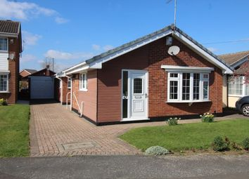 Thumbnail 3 bed bungalow for sale in Wickett Hern Road, Armthorpe, Doncaster