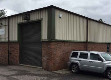 Thumbnail Warehouse to let in Lidgate Crescent, South Kirby