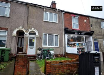 Thumbnail 2 bed terraced house for sale in Welholme Road, Grimsby