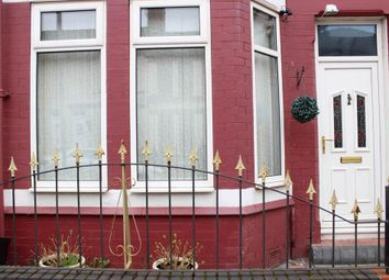 Thumbnail 3 bedroom terraced house for sale in Downing Road, Bootle