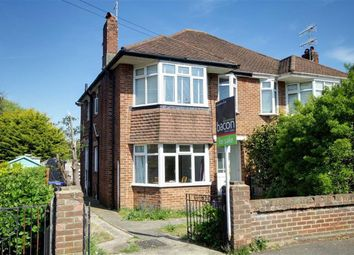 Thumbnail 2 bed flat for sale in Bruce Avenue, Worthing, West Sussex