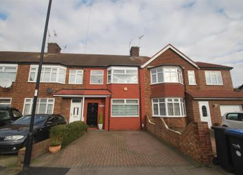 Thumbnail 3 bed terraced house for sale in The Ride, Ponders End, Enfield