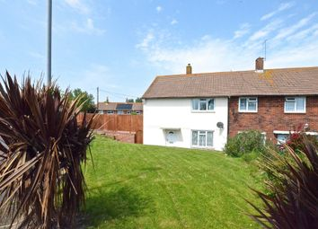 Thumbnail 3 bed end terrace house for sale in Slindon Crescent, Eastbourne, East Sussex