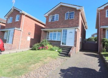 Thumbnail 3 bed detached house for sale in Swan Gardens, Plymouth
