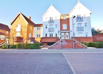 Thumbnail 2 bed flat for sale in The Square, Chatham Way, Brentwood, Essex