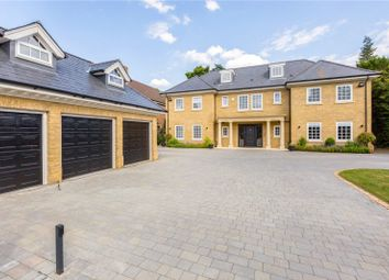 Thumbnail 9 bed detached house to rent in Windsor Road, Gerrards Cross, Buckinghamshire
