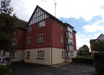 Thumbnail 2 bed flat for sale in Freshwater View, Northwich, Cheshire