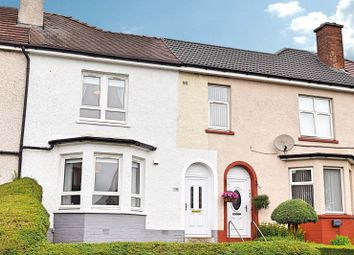 Thumbnail 2 bed terraced house for sale in Househillmuir Road, Pollok, Glasgow