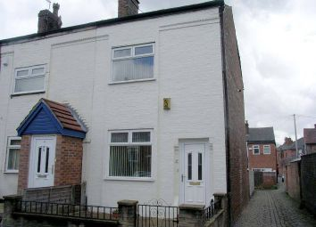 Thumbnail 2 bed end terrace house to rent in Stafford Road, Swinton, Manchester
