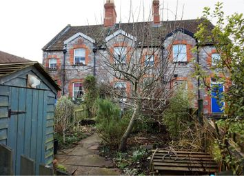 Thumbnail 2 bed terraced house for sale in The Gardens, Wells