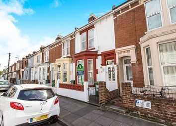 Thumbnail 5 bedroom terraced house for sale in Clive Road, Portsmouth