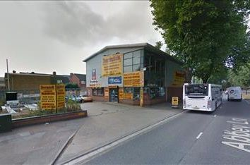 Thumbnail Commercial property to let in 401/403 Abbey Lane, Leicester