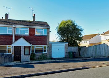 Thumbnail 3 bed end terrace house to rent in Joyces Road, Stanford In The Vale, Oxfordshire