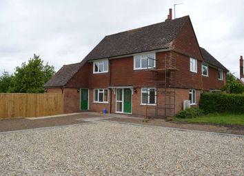Thumbnail 3 bedroom semi-detached house to rent in Skinners Green, Enborne, Newbury