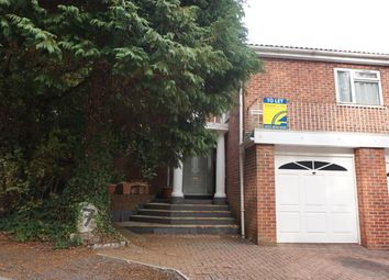 Thumbnail 3 bed flat to rent in Northwood Close, Southampton