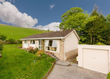Thumbnail 3 bed detached bungalow for sale in Dunelm, 12 Westwood Gardens, Galashiels