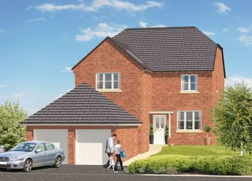 Thumbnail 5 bed detached house for sale in Evesham Marina, Evesham
