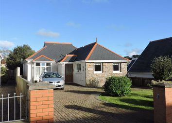 Thumbnail 3 bedroom detached bungalow for sale in New Road, Goodwick
