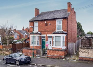 Thumbnail 3 bed semi-detached house for sale in Imperial Road, Bulwell, Nottingham