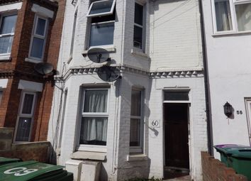 Thumbnail 1 bed flat to rent in Pavilion Road, Folkestone