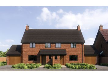 Thumbnail 3 bed semi-detached house for sale in Winters Lane, Long Bennington
