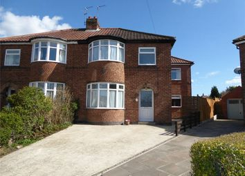 Thumbnail 4 bed semi-detached house for sale in Welton Avenue, York